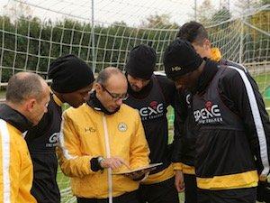 Udinese Calcio GPEXE Live Tracking