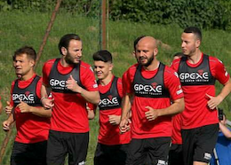 Albania National Football Team's gpexe experience